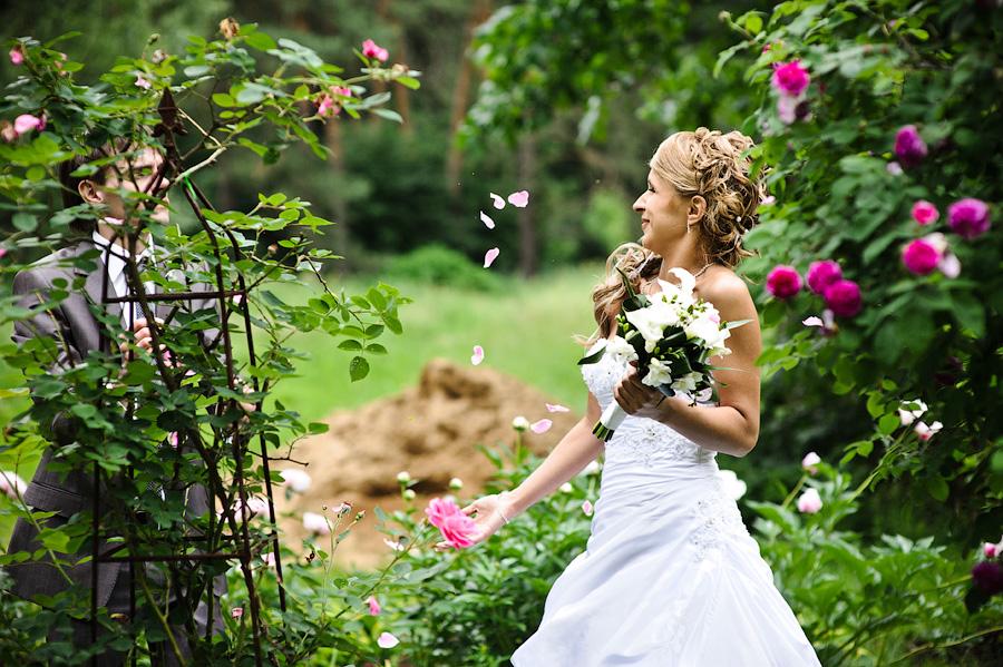 Talia dennis wedding