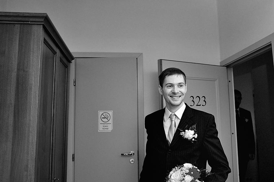 Жених пришел забирать невесту. Свадьба в Таллинне.