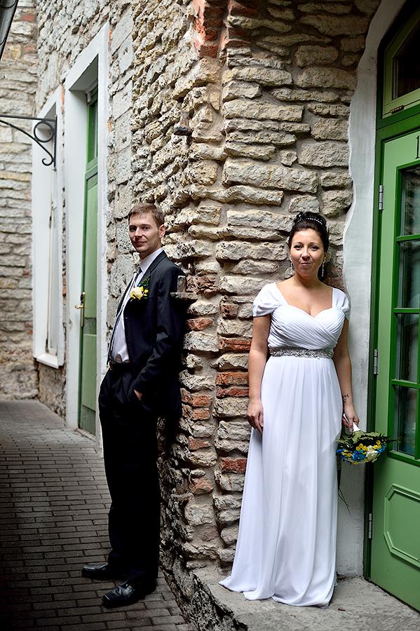 Свадьба в Таллине. Свадьба в Эстонии.
