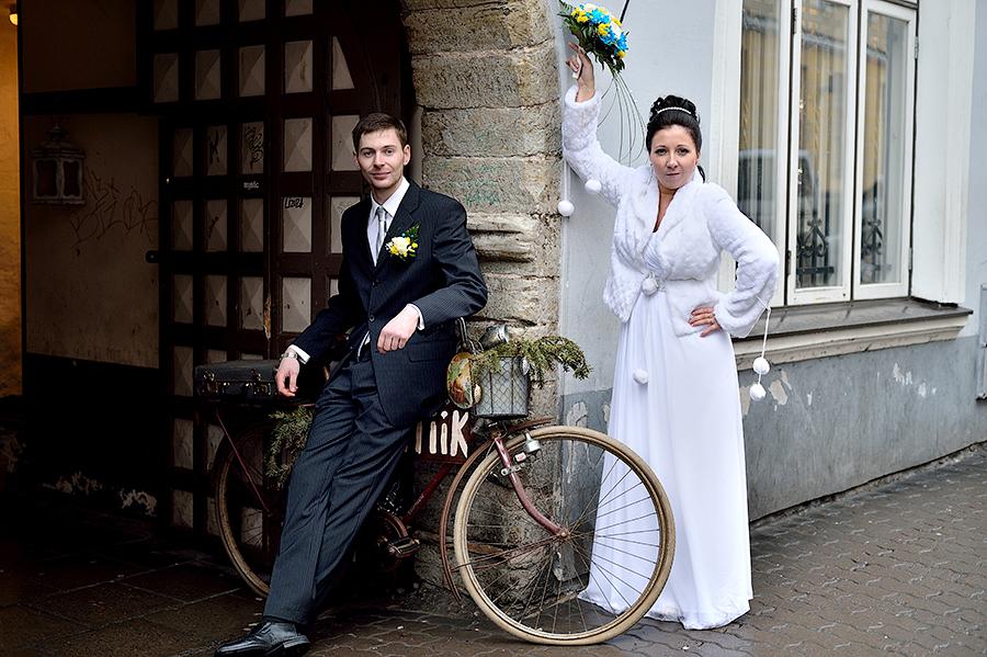 Фотограф на свадьбу в Таллине. Свадебный фотограф в Таллинне.