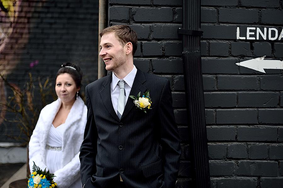 Места для съемки свадьбы в Таллине.
