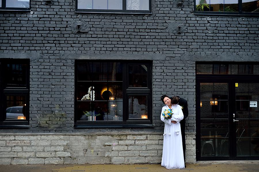 необычные места для съемки свадьбы в Эстонии.