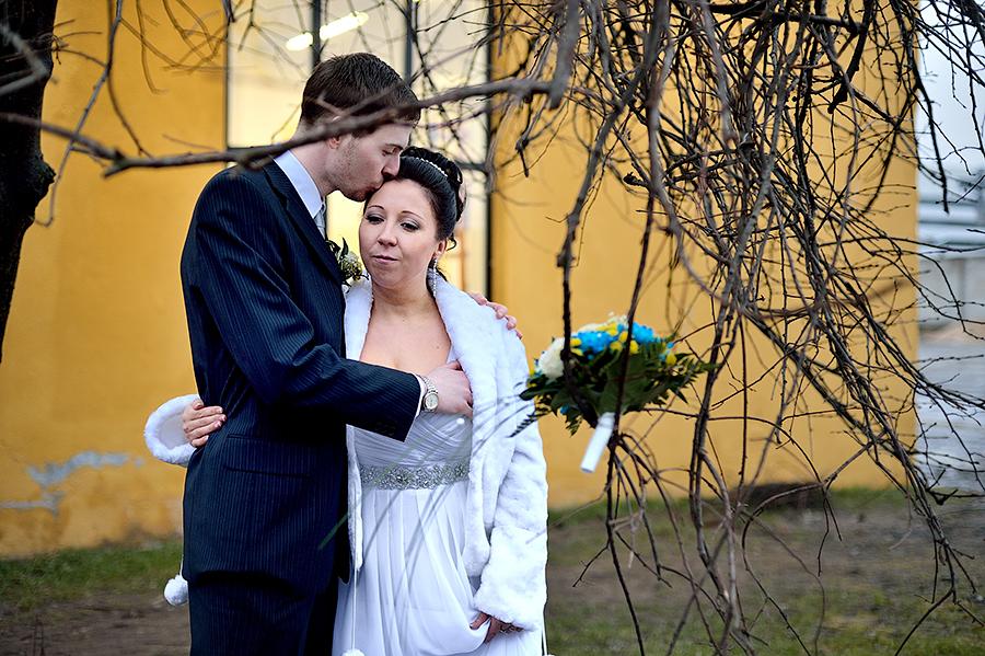 Необычные места для съемки свадьбы в Таллинне.