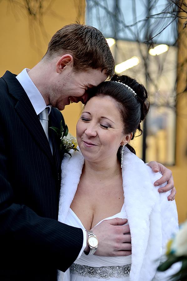 Свадебная прогулка в Таллинне.